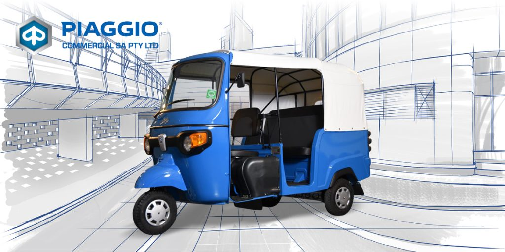 Piaggio Commercial SA - High on Efficiency, BIG on Savings!
